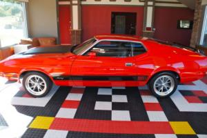 1973 Ford Mustang Q CODE MACH 1