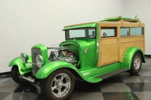1929 Ford Woody Wagon