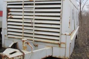 1975 Gardner Denver 750 Air Compressor Trucks