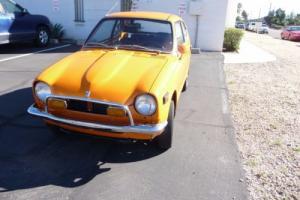 1972 Honda AZ600 Coupe