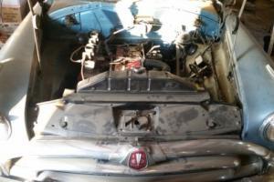 1953 Hudson Hornet 2 door