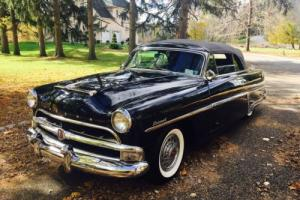 1954 Hudson HUDSON HORNET 7X fully restored 2nd to last RARE Convertible Twin-H Photo
