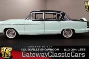 1955 Hudson Hornet --