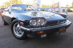 1986 Jaguar XJS Photo