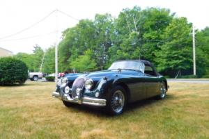 1959 Jaguar XK 150S Photo