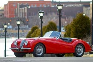 1951 Jaguar XK Photo