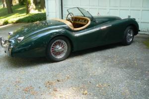 1953 Jaguar XK 120 A Nice, Easy, Project