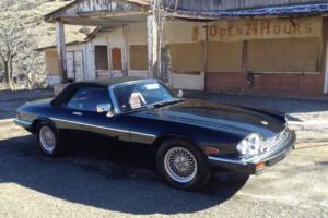 1989 Jaguar XJS XJS V 12