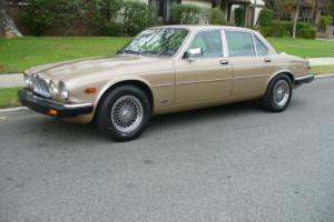1986 Jaguar XJ6 Photo