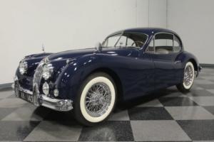 1957 Jaguar XK FHC Photo