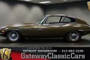 1969 Jaguar E-Type -- Photo