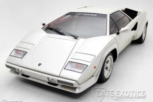 1983 Lamborghini Countach LP5000S