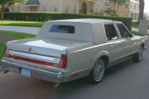 1988 Lincoln Town Car AHA FORMAL
