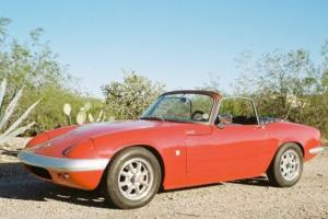 1966 Lotus ELAN Photo