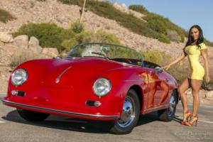1958 Replica/Kit Makes 1958 PORSCHE 356 SPEEDSTER CABRIOLET REPLICA 1958 PORSCHE SPEEDSTER CABRIOLET REPLICA