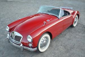 1962 MG MGA (Red) Photo
