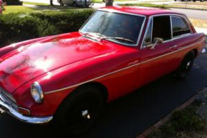 1969 MG MGB Photo