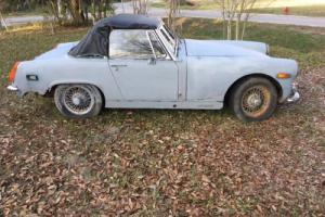1969 MG Midget Photo