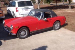 1972 MG Midget Mark 2 Photo