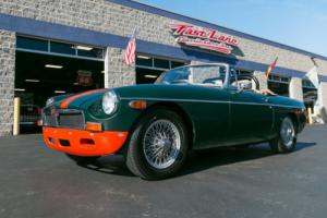 1972 MG MGB Roadster Photo
