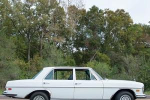 1971 Mercedes-Benz 300-Series 300SEL 3.5 Sedan