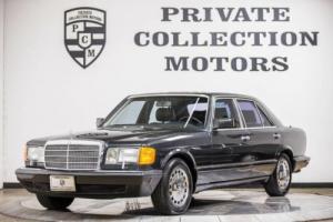 1989 Mercedes-Benz 300-Series 300SE