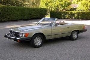 1978 Mercedes-Benz SL-Class Collector Grade 450sl