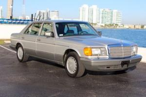 1989 Mercedes-Benz 400-Series 420SEL W126