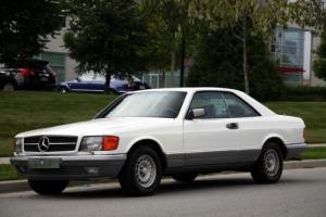 1984 Mercedes-Benz 500-Series