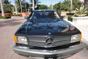 1985 Mercedes-Benz 500-Series