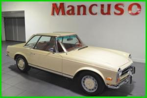 1971 Mercedes-Benz 200-Series