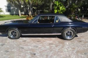 1967 Mercury Cougar GT Package Photo