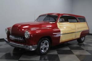 1950 Mercury Monterey Woody Wagon Photo