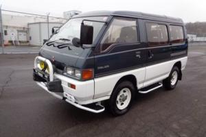1980 Mitsubishi DELICA 4WD 4X4 TURBO DIESEL DELICA 4WD 4X4 TURBO DIESEL