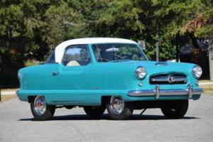 1954 Nash Metropolitan -- Photo