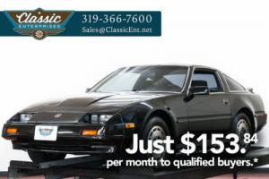 1986 Nissan 300ZX T-Top 2 Door Coupe