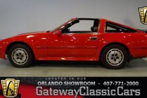 1986 Nissan 300ZX --