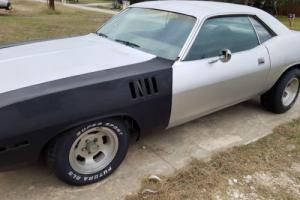1971 Plymouth Barracuda Photo