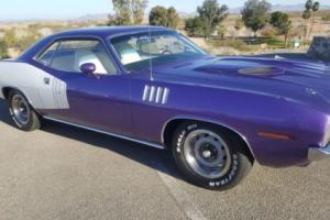 """1970 Plymouth Barracuda """"Hemi 'Cuda"""""""
