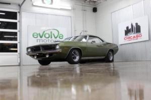 1970 Plymouth Barracuda -- Photo