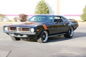 1973 Plymouth Barracuda 73 CUDA PRO TOURING RESTOMOD