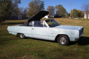 1967 Plymouth Fury Photo
