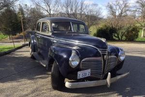 1941 Plymouth P12 Special Deluxe Photo