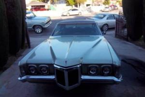 1970 Pontiac Grand Prix MODEL J Photo