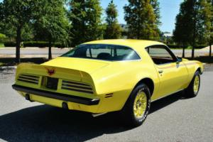 1975 Pontiac Firebird Formula PHS Docs Original Colors! Must See!