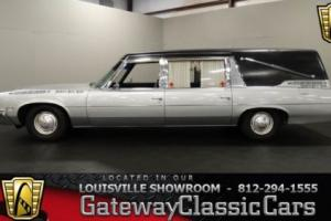 1972 Pontiac Bonneville Hearse
