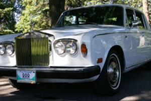Rolls-Royce: Other Silver Wraith II
