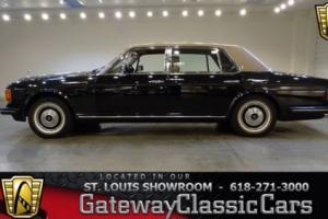 1985 Rolls-Royce Silver Spirit/Spur/Dawn --