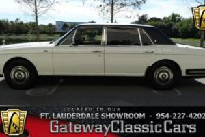 1986 Rolls-Royce Silver Spirit/Spur/Dawn -- Photo