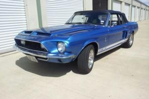 1968 Shelby Mustang GT350 Shelby